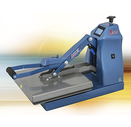 HIX S450   Auto-Release Clamshell Press