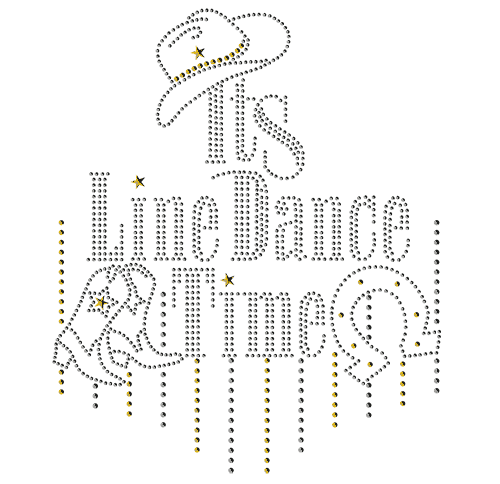 S102229<br>It's Line Dance Time