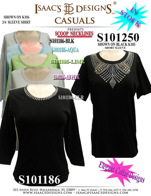 S101186-SMALL BINDING NECKLINE